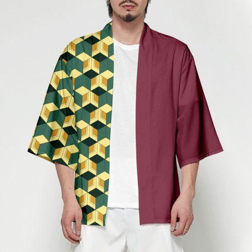 Kimono Giyu Tomioka